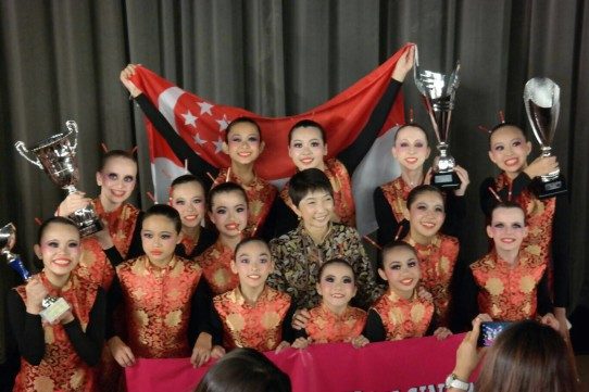 Congratulations to Team TDS!!!  1st in Classical Talent  1st in Neo-Classical 1st in Contemporary  2nd in Ethnic